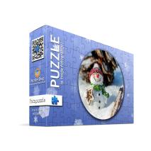 Photo puzzle A3 - KRUG - 60 dijelova